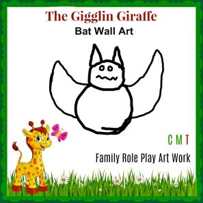 AH-_GG_ Bat Wall Art Ad